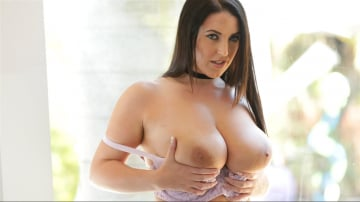 August Ames - Lesbian Strap-On Bosses 2