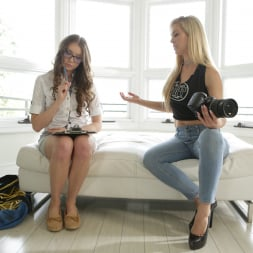 Cherie DeVille in 'Sweetheart Video' Lesbian Adventures - Strap On Specialists 12 (Thumbnail 352)